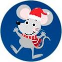 Сувениры символы 2020 года Белой Металлической Крысы