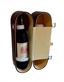 Футляр для вина на 2 бутылки