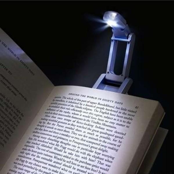 Фонарик для чтения электронных и бумажных книг