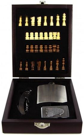 Джентльменский набор с шахматами