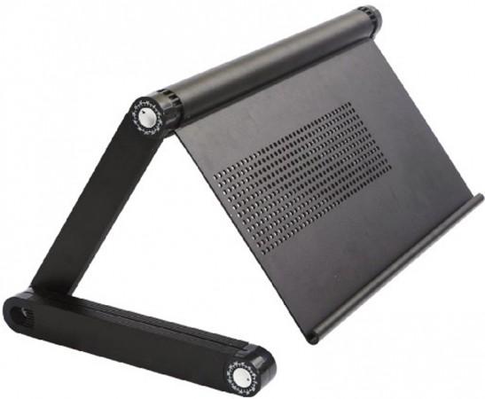 Металлический стол для ноутбука n-6 long