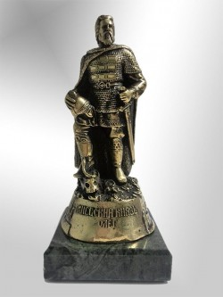 Бронзовая статуэтка Князь Олег