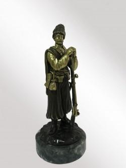 Статуэтка Козак с ружьем