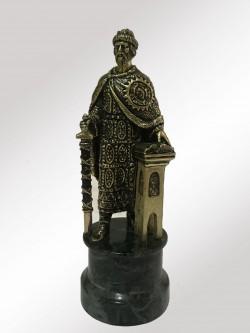Статуэтка бронза Ярослав Мудрый