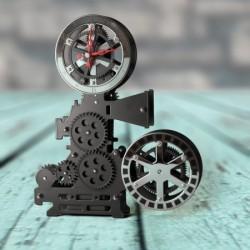 Часы  Кинопроектор (черный)