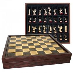 Шахматы Посейдон 36х36см Manopoulos 088-0403SK