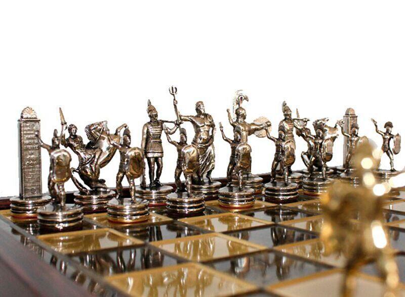 Шахматы Посейдон 36х36см Manopoulos