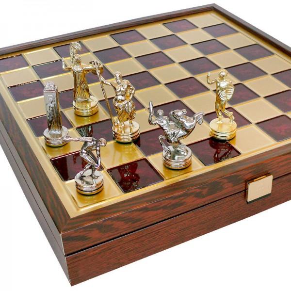 Шахматы Дискобол 34х34 см