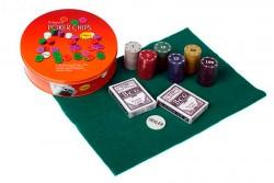 Покерный набор Poker Chips 120 фишек №120т