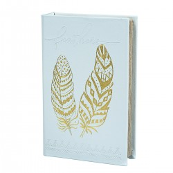 Книга-сейф Перышки