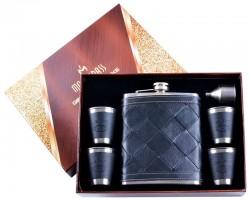 Подарочный набор с флягой для мужчин Jack Daniels