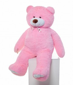 Плюшевый мишка Розовый 2 метра