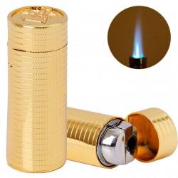 Зажигалка газовая Стопка монет