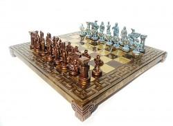 Шахматы Manopoulos Спартанский воин