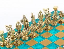 Шахматы Manopoulos Спартанские воины S16CMTIR
