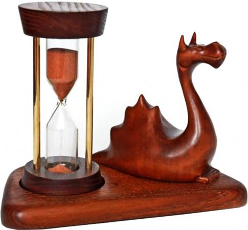 Песочные часы  Дракон