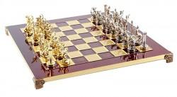 Шахматы Manopoulos Греческая мифология S5RED