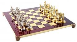 Шахматы Manopoulos Геркулес и полубоги Олимпа S7RED