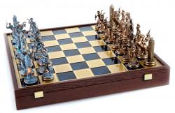 Шахматы Manopoulos Греческая мифология SK4BBLU