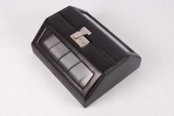 Шкатулка для хранения часов из натуральной кожи WindRose  3107/8