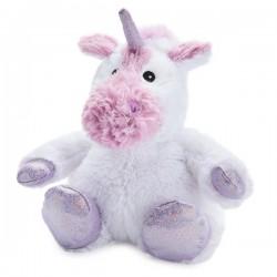 Грелка  игрушка Единорог розовый