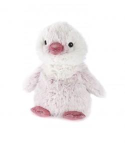 Грелка-игрушка Пингвин  зефирчик