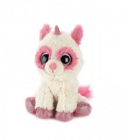 Грелка-игрушка  Крошка единорог белый