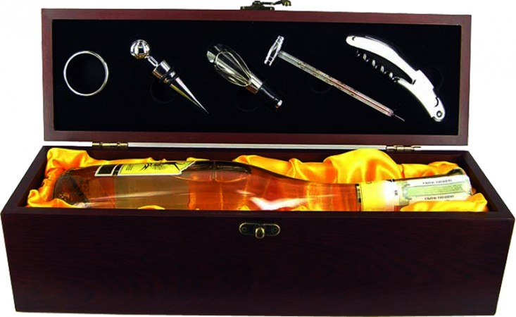 Винный набор и коробка для вина CrisMa 84027