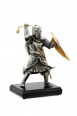 Статуэтка из бронзы Тевтонский рыцарь