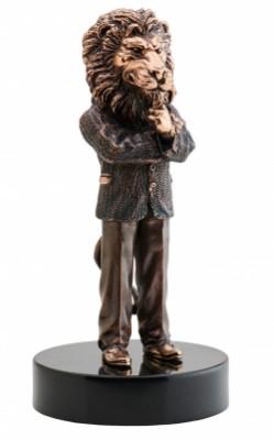Бронзовая статуэтка  Шеф