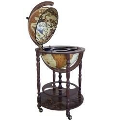 Глобус-бар напольный Zoffoli  Minerva Сафари