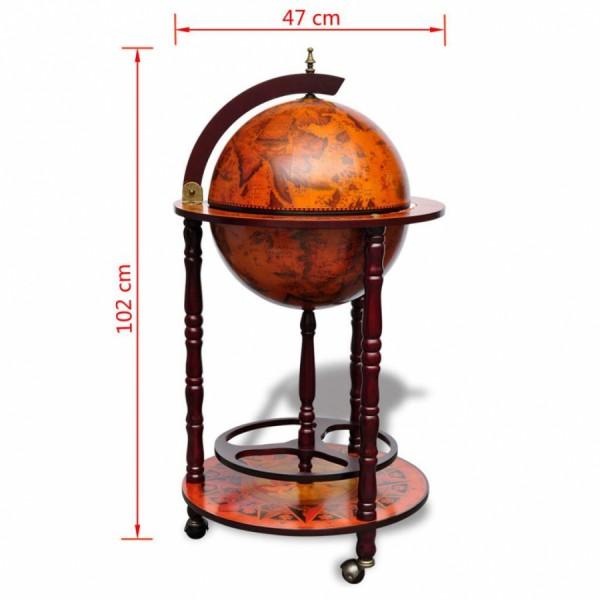 Глобус-бар 36001 R