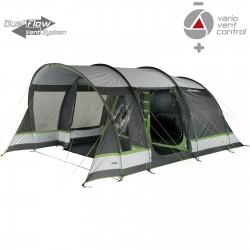 Палатка High Peak Garda 5.0 Light Grey/Dark Grey/Green (11823)