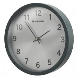 Часы настенные Bresser MyTime Silver Edition Symbol Matte Graphite (8020314UJT000)