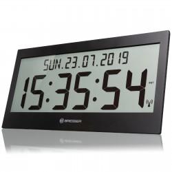 Часы настенные Bresser Jumbo LCD Black (7001802CM3000)