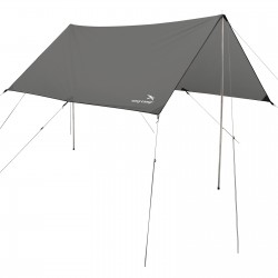 Тент Easy Camp Tarp 3 x 3 m Granite Grey