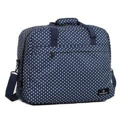 Сумка дорожная Members Essential On-Board Travel Bag 40 Navy Polka