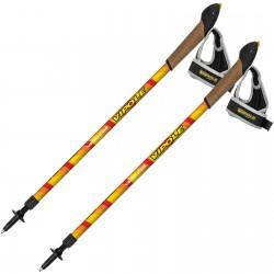 Палки для скандинавской ходьбы Vipole Vario Kids Top-Click S1952