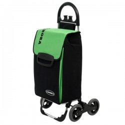 Сумка-тележка Aurora Avanti 4_70 Black/Green