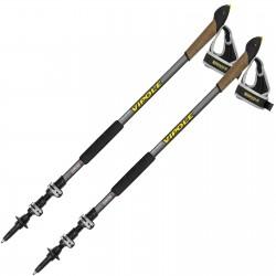 Палки для скандинавской ходьбы Vipole High Performer Ultra Trail Top-Click QL DLX (S1967)
