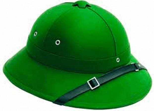 Вьетнамский пробковый шлем
