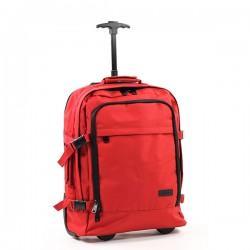 Сумка-рюкзак на колесах Members Essential On-Board 33 Red