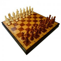 Шахматы ручной роботы Казаки  NS-SH8