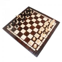 Шахматы и шашки малые комплект с-165а