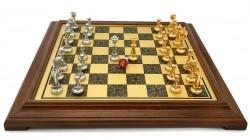 Шахматы  Italfama  70G+252BW