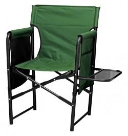 Кресло Режиссерское с полкой NR-41 NeRest зеленый