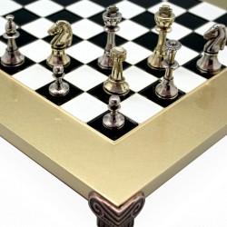 Шахматы  Стаунтон Manopoulos 28х28см