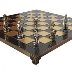 Шахматы Marinakis Средневековая Англия  38*38 см