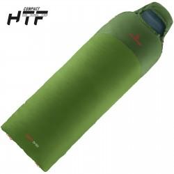 Спальный мешок Ferrino Levity 01 SQ/+9°C Green Left (86602HVVS)