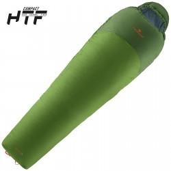 Спальный мешок Ferrino Levity 01/+7°C Green Left (86601HVVS)